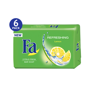 Refreshing Lemon - 6 Pack