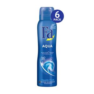 Aqua - 6 Pack