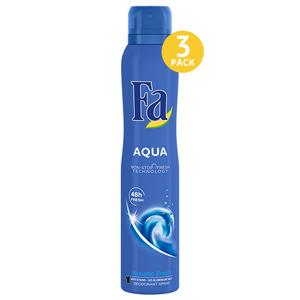 Aqua Large - 3 Pack