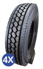 Cargo Miler Set of 4 Tire Special