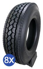 Joyus Set of 8 Tire Special