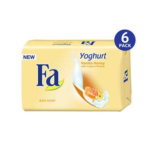 Yoghurt Vanilla Honey - 6 Pack