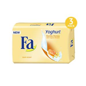 Yoghurt Vanilla Honey - 3 Pack