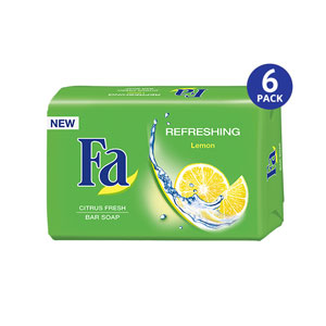 Refreshing Lemon - 6 Pack