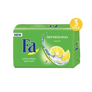 Refreshing Lemon - 3 Pack